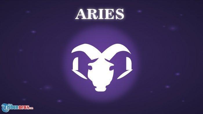 Zodiak Aries.