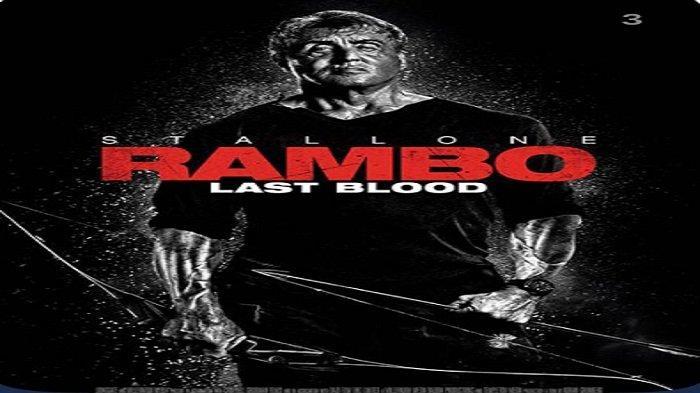 Jadwal Bioskop Kota Padang Hari Ini, Rabu 18 September 2019 Ada Film Rambo: Last Blood