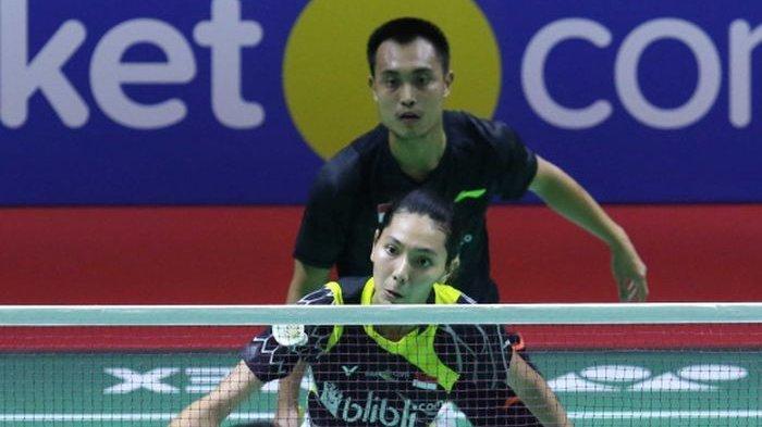 Hafiz/Gloria Tembus Final Thailand Masters 2020, Berikut Ini Partai Final Lengkap