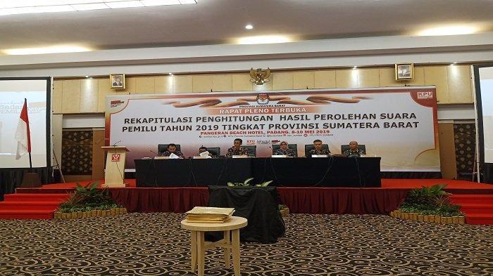 Hasil Rekapitulasi KPU, Prabowo-Sandi Unggul Di Kota Sawahlunto dan Padang Panjang