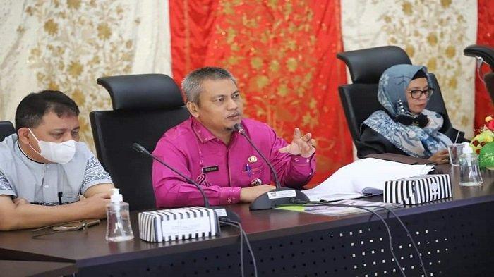 Pemko Padang Awasi Pengelolaan Dana Hibah dan Bansos Secara Elektronik, Upaya Transparansi