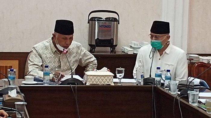 Bisa Bikin Jalan Putus, Gubernur Sumbar akan Tindak Tegas Pelaku Tambang Ilegal di Solok