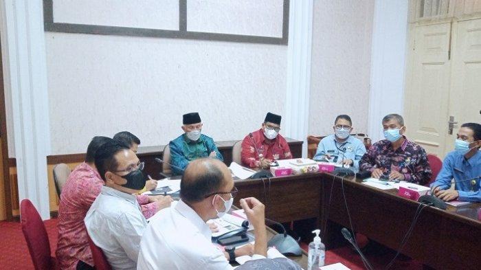 Gubernur Sumbar Mahyeldi Minta Pembebasan Lahan, Tol Padang-Sicincin Fokus ke Persil Tanah