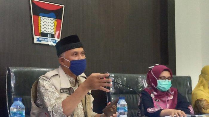 Padang Persiapkan PSBB, Mahyeldi: Anggaran Sudah Direfocusing Rp 200 M