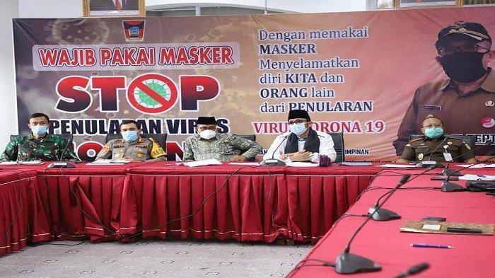 Lebaran 1442 H/2021 M: Pemko Padang Imbau Warga Shalat Ied di Rumah Saja dan Tutup Tempat Wisata
