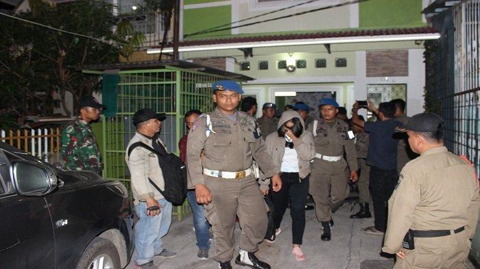 Satpol PP Kota Padang Amankan Dua Pasang Bukan Suami Istri di Hotel