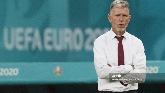 Tersingkir di Perempat Final, Pelatih Ceko : Ini adalah Sebuah Pencapaian Besar