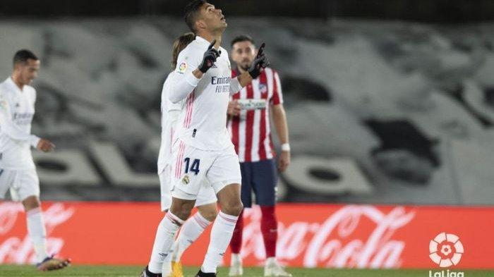 Atletico Madrid vs Real Madrid - Kejutan! Barcelona Dukung Los Blancos Saat Lakoni Derbi Madrid