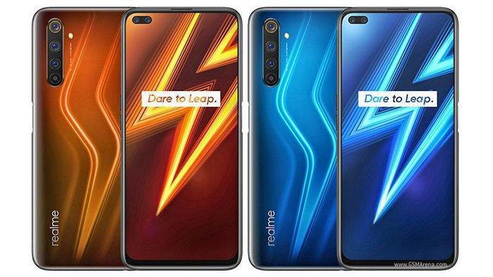 UPDATE Harga HP Realme Terbaru Akhir Maret 2020: Realme 5 Pro, Realme 6 Pro hingga Realme 6i