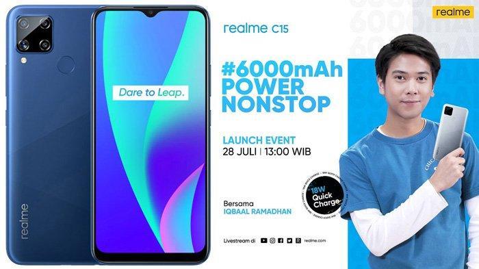 TERBARU Harga HP Realme Akhir Juli 2020: Realme C15, Realme X3, Realme Narzo, Cek Spesifikasinya