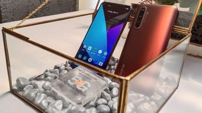 Berikut Ini Spesifikasi Smartphone Realme X50 Pro 5G, Hadir Dua Varian Warna Moss Green dan Rust Red