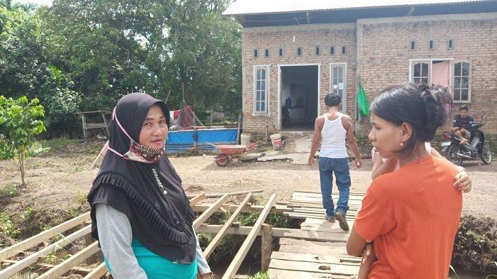 Banjir Landa Dadok Tunggul Hitam Kota Padang, Warga Ngaku Harus Menghemat Stok Makanan