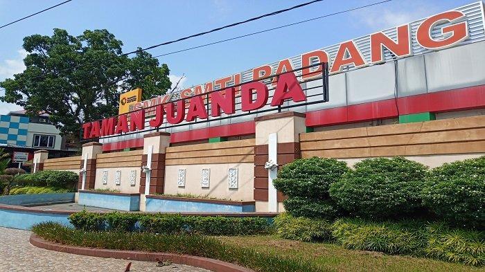 TRIBUNWIKI : Yuk! Kunjungi 10 Pilihan Taman di Kota Padang yang Asyik buat Refreshing