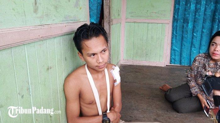 Remaja di Padang yang Luka-luka hingga Jari Putus, Polisi Selidiki dan Sebut Bukan Korban Begal