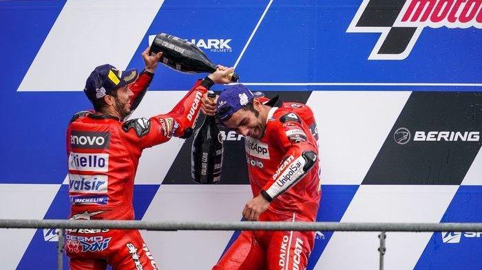 Suksesor Andrea Dovizioso di Ducati Masih Tanda Tanya, Ini Pilihan Jack Miller