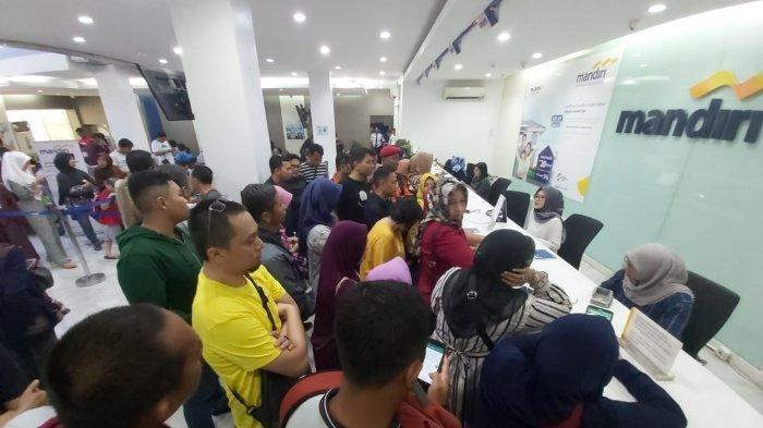 Akibat Gangguan Sistem Teknologi, Saldo Rp 10 Miliar Nasabah Bank Mandiri Belum Balik