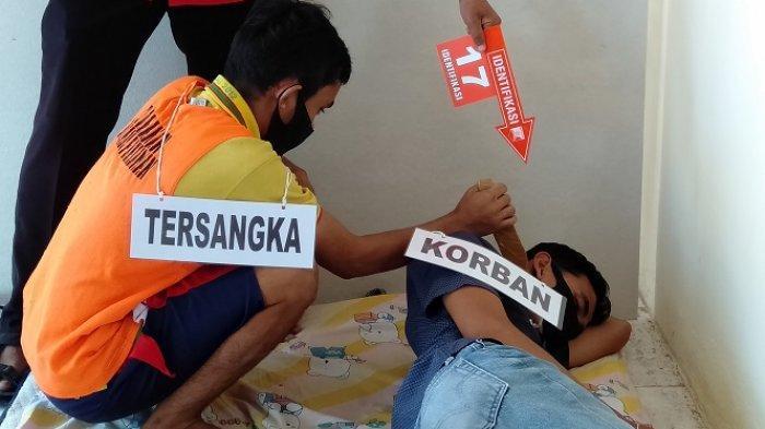 TERUNGKAP Motif Pria Bunuh Rekan Kerja saat Tidur di Padang Pariaman, Cemburu Lebih Disayang Paman