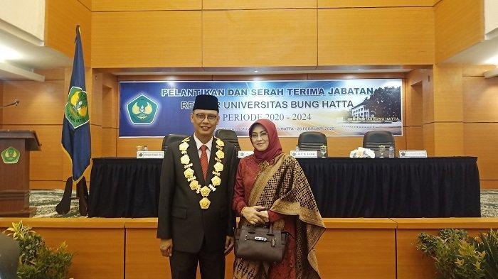Rektor Prof Tafdil Husni Beberkan Sederetan Tantangan Universitas Bung Hatta Masa Depan