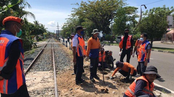 Kereta Api Indonesia Tutup Semua Perlintasan Liar di Sumbar, Target 50 Titik hingga Akhir 2020