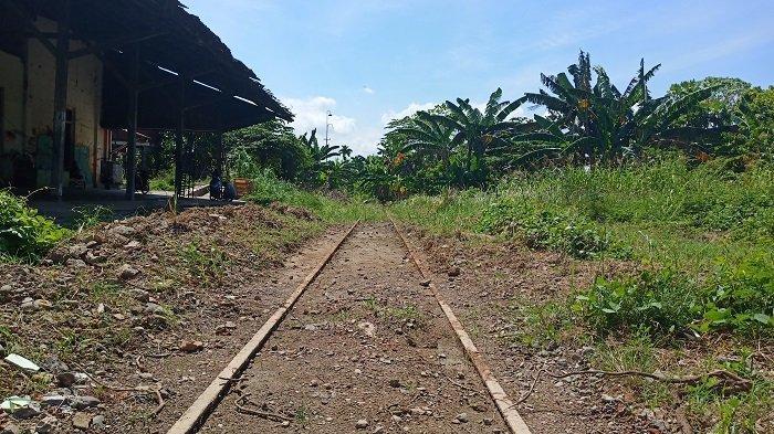 Jalur KA dari Stasiun Padang ke Stasiun Pulau Air Potensial Kembangkan Pariwisata
