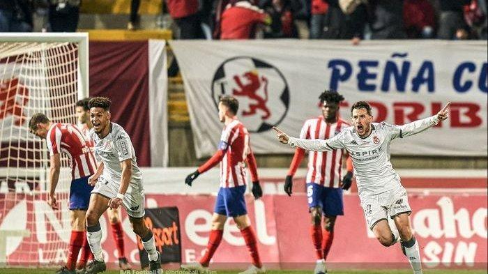 Atletico Madrid Disingkirkan Tim Divisi 3 Bernama Cultural Leonesa di Babak 32 Besar