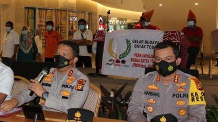 Polresta Pekanbaru Mengamankan Pelaku Pemalsuan Surat Swab Antigen, Sebut Sudah Beraksi 3 Bulan