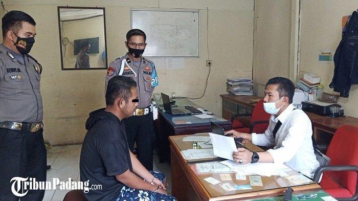 UPDATE Kurir di Padang Tertipu Pemesan Belanja Online, Polisi Sebut Sudah 6 Korban yang Melapor