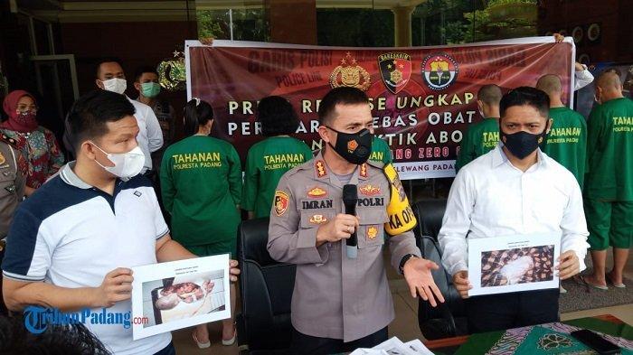 UPDATE Kasus Aborsi di Padang, Polresta Padang Sudah Periksa 7 Saksi