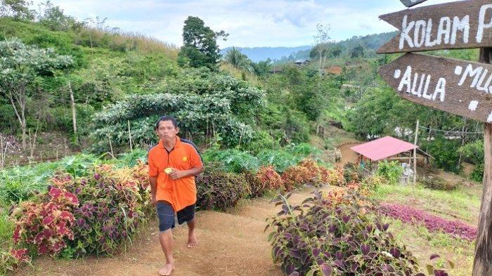 Sungkai Green Park di Kota Padang, Kerja Keras P4S Sungkai Permai Kembangkan Ekowisata
