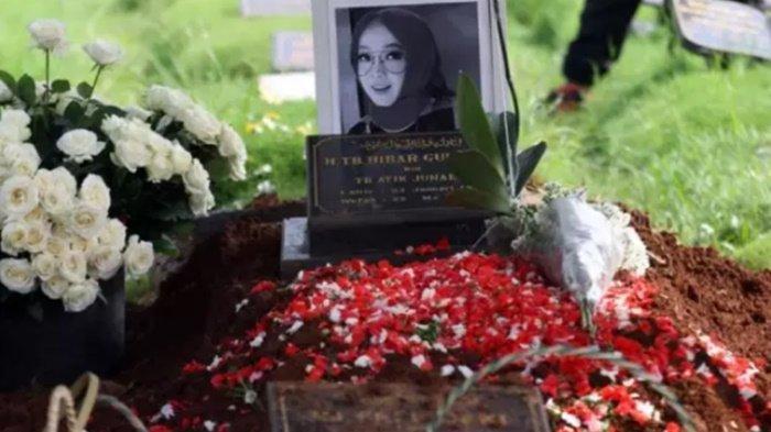 Permintaan Rina Gunawan sebelum meninggal