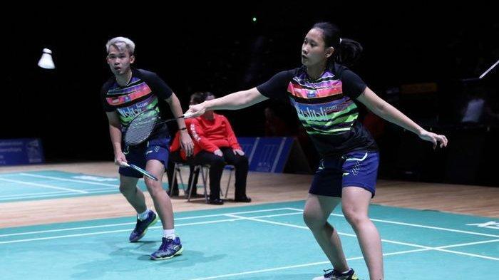 REKAP - Ganda Campuran Indonesia, Rinov/Pitha Menatap Babak Semi Final