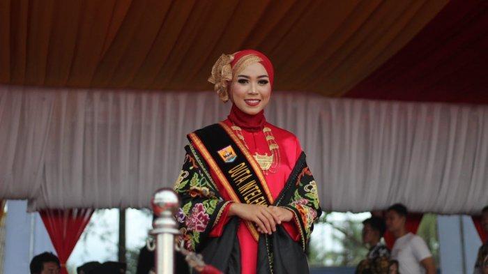 KISAH Riri Rahayu Hartati Wakil Sumbar di Ajang Jambore Pemuda Indonesia Tondano, Jadi Duta Wisata