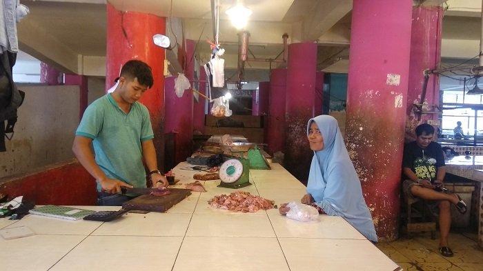 Pedagang Los Daging Pasar Raya Berunding Naikkan Harga, Kisaran Rp 115-200 Ribu Per Kg Daging Sapi