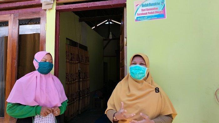 Komunitas Facebook Peduli Dhuafa Bantu, Bedah Rumah untuk Warga Kabupaten Padang Pariaman