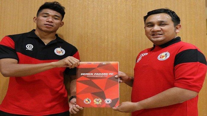 28 Nama Pemain Semen Padang FC Arungi Liga 2 Musim 2021, Rocky Ephyfano Rekrutan Teranyar
