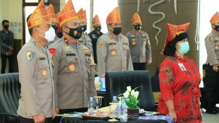 Polda Sumbar Terima Kunjungan Kompolnas RI, Wakapolda Beberkan soal Pengamanan Pilkada