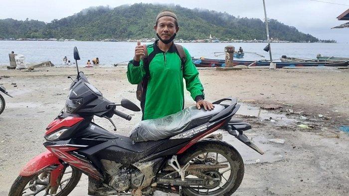 KISAH Da'i Binaan UPZ Baznas Semen Padang, Rosman Jual Kerbau Demi Dakwah di Pedalaman Mentawai