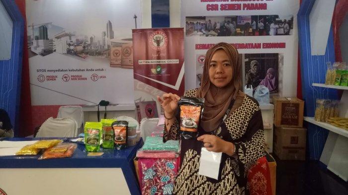 Kiat UMKM Binaan Semen Padang Bertahan di Tengah Pandemi, Dapur Yonica Luncurkan Produk Terbaru