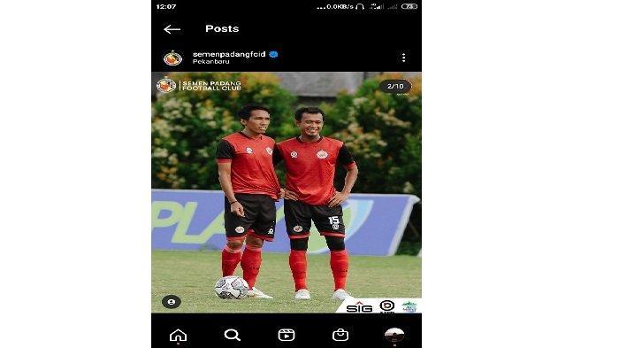Semen Padang FC Sapu Bersih 4 Laga Uji Coba di Pekanbaru Tanpa Tersentuh Kekalahan