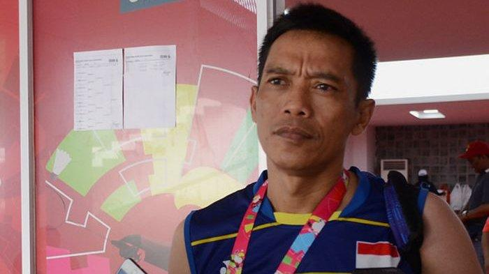 Update Paralimpiade Tokyo 2020 - Pebulu Tangkis Ukun Rukaendi Takluk atas Daniel Bethel