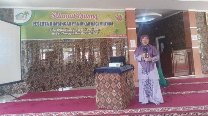 Tekan Angka Perceraian di Padang, Rumah Suluah Kreatif dan Karang Taruna Gelar Bimbingan Pranikah