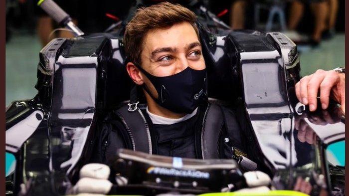 Mercedes Bidik George Russell, Tapi Pembalap 22 Tahun Ini Tegaskan Masih Bagian Tim Williams