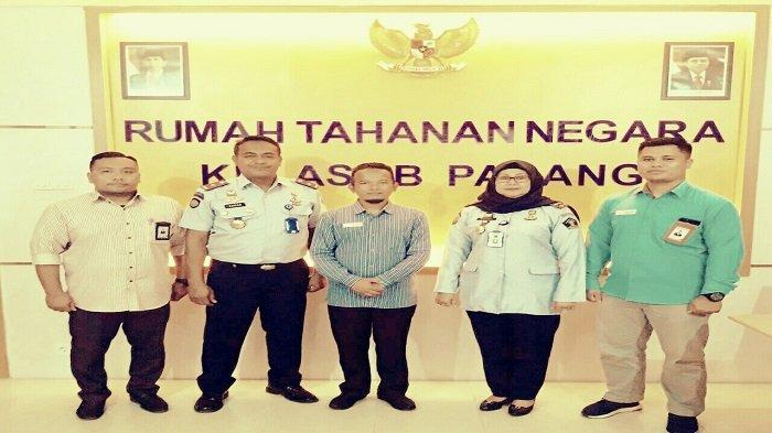 Ombudsman Lakukan Sidak di Lapas Perempuan dan Rutan Anak Aia Padang, Temukan Ada Indikasi Pungli