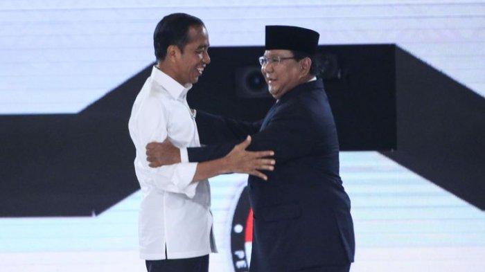KPU Sarankan TKN Jokowi-Ma'ruf Amin Tak Undang Lagi Penonton yang Ditegur Prabowo karena Tertawa