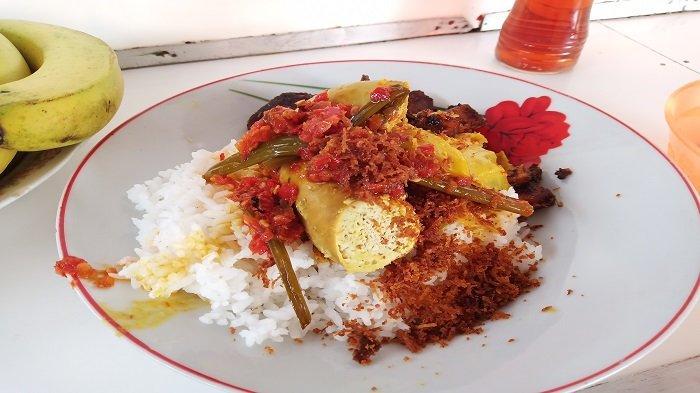 Menu Warung Nasi Padang Selain Rendang yang Tak Kalah Enak, Gulai Korma, Tambusu & Sambalado Tanak