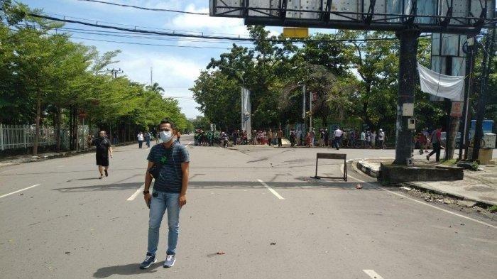 Warga Dilarang Dekati TKP Ledakan Bom di Makassar, Saksi Mata Ungkap Ibu-ibu dan 4 Bocah Jadi Korban