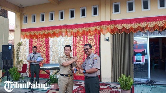 BPBD Kota Padang Siap Wujudkan Sekolah Cerdas Tanggapi Bencana, Barlius Berterimakasih
