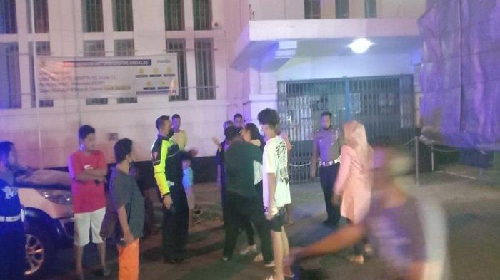 Lakalantas Maut di Jalan Batang Arau Kota Padang, Kanit Laka Lantas Sebut 2 Motor dan 1 Truk