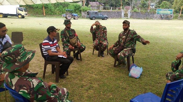Besok, Tim Wasev Mabes TNI Tinjau TMMD Reguler 108 di Wilayah Kodim 0307/Tanah Datar