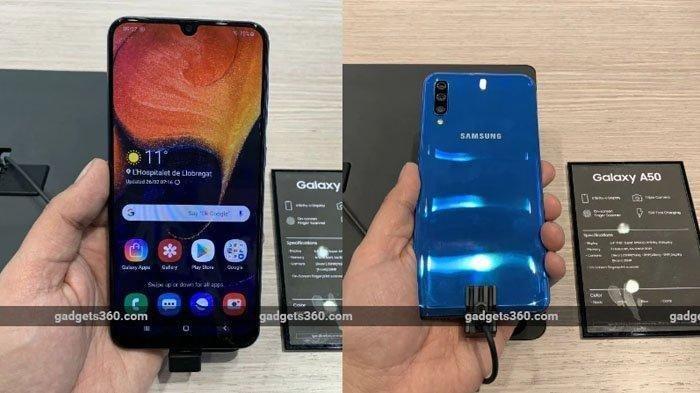 Lihat Daftar Harga HP Samsung Terbaru Pada Bulan Desember 2019, Mulai Harga Rp 1,7 Jutaan